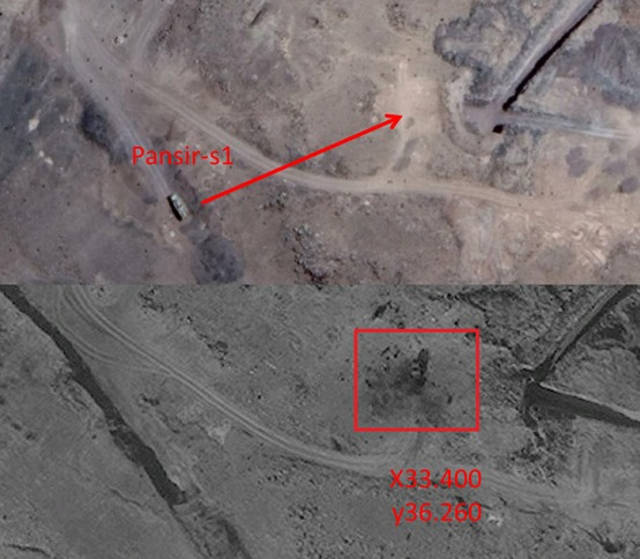 Israel destruyó sistemas de misiles rusos en Siria