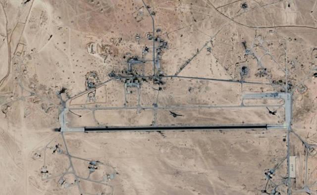 Irán almacena arsenal de misiles en Siria, según imágenes de satélite