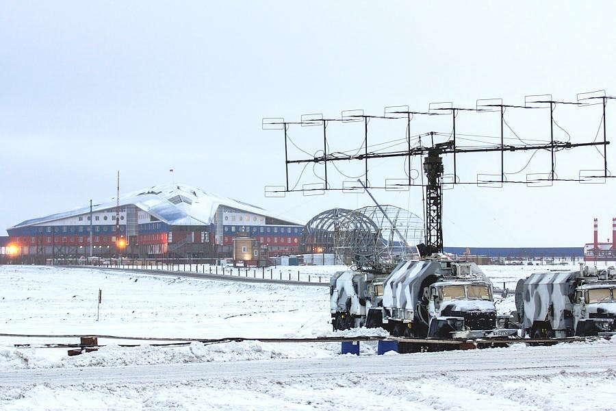 sistema de radar ruso