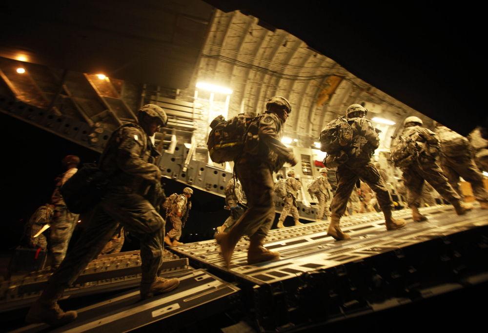 Cohetes golpean base militar de Irak que alberga tropas de Estados Unidos