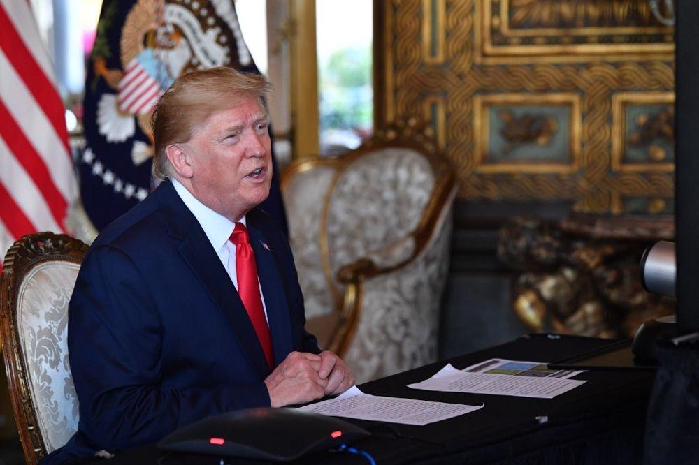 Trump: Irán está detrás del ataque a la embajada de Estados Unidos en Bagdad