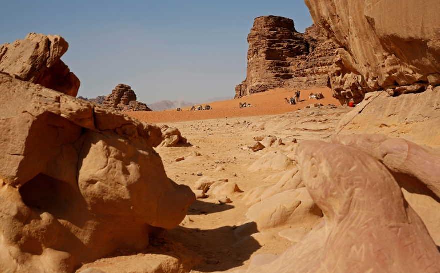 Jordania es una de las locaciones preferidas por los cineastas de Hollywood
