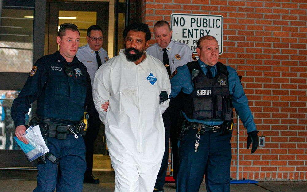 El sospechoso de apuñalamiento de la fiesta de Janucá Grafton Thomas está acusado de intento de asesinato ( Foto: AFP )