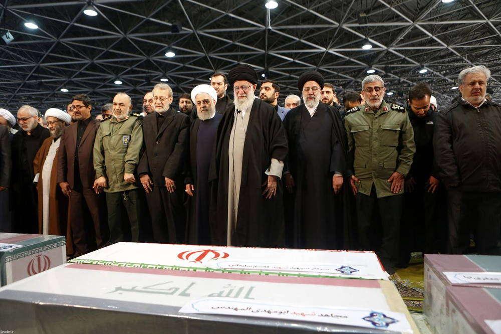 El régimen de Irán enfrenta la ausencia de Soleimani