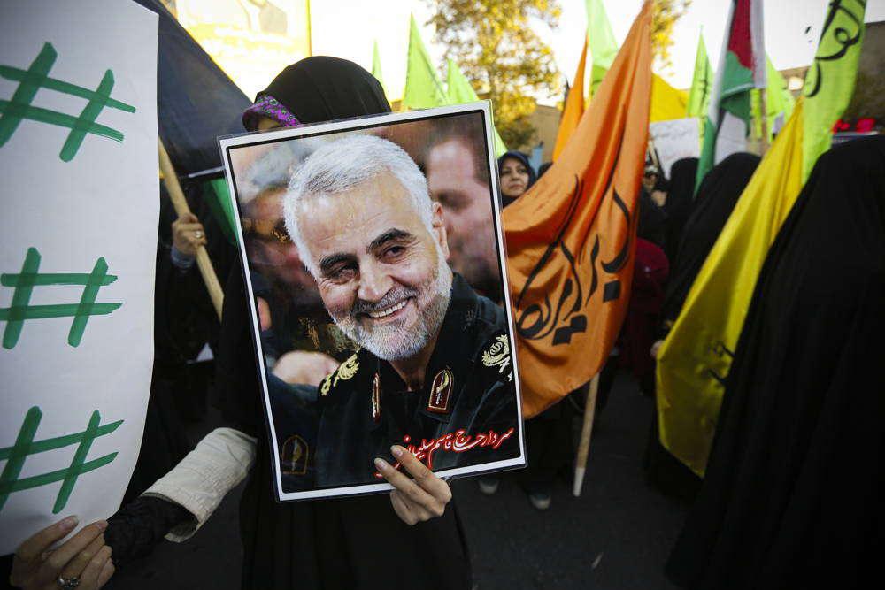 Matar al iraní Qassem Soleimani cambia el juego en Oriente Medio