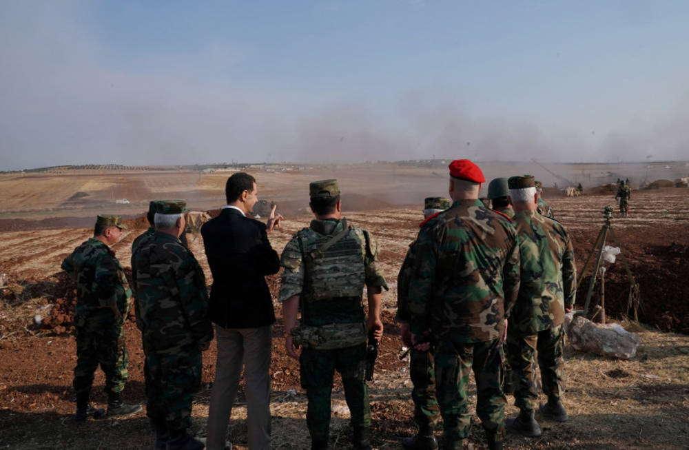 Turquía, Grecia y Francia compiten por un lugar en la Siria de la posguerra