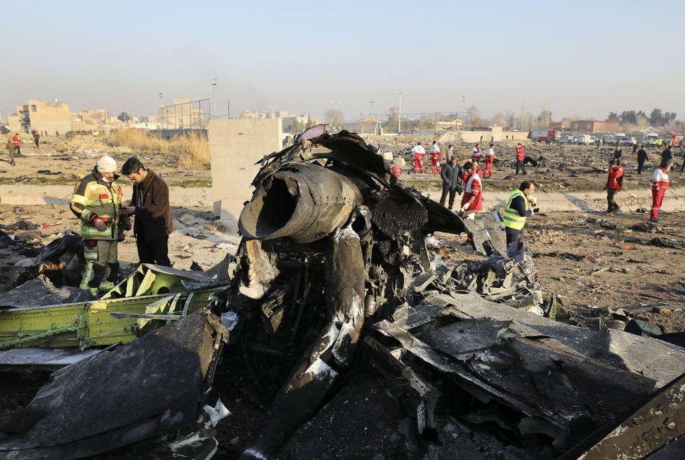 Derribo del avión ucraniano en Irán: La anatomía de un encubrimiento