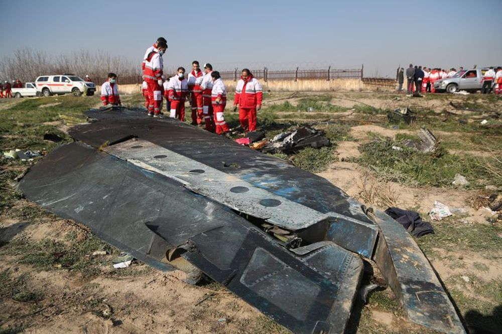 Canadá proporciona dinero a familias de los muertos en el avión derribado por Irán