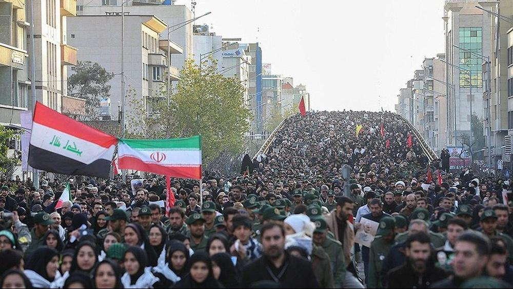 Khamenei de Irán llora la muerte de Soleimani