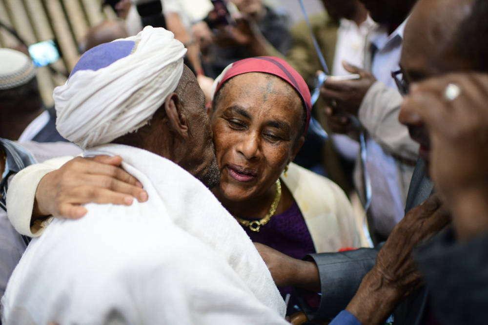 Israel permitirá que 400 judíos etíopes emigren antes de las elecciones