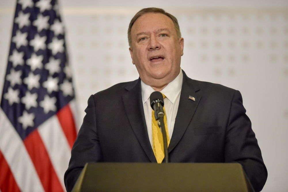 Pompeo: Aplicaremos nuevas sanciones a Irán a partir de la próxima semana
