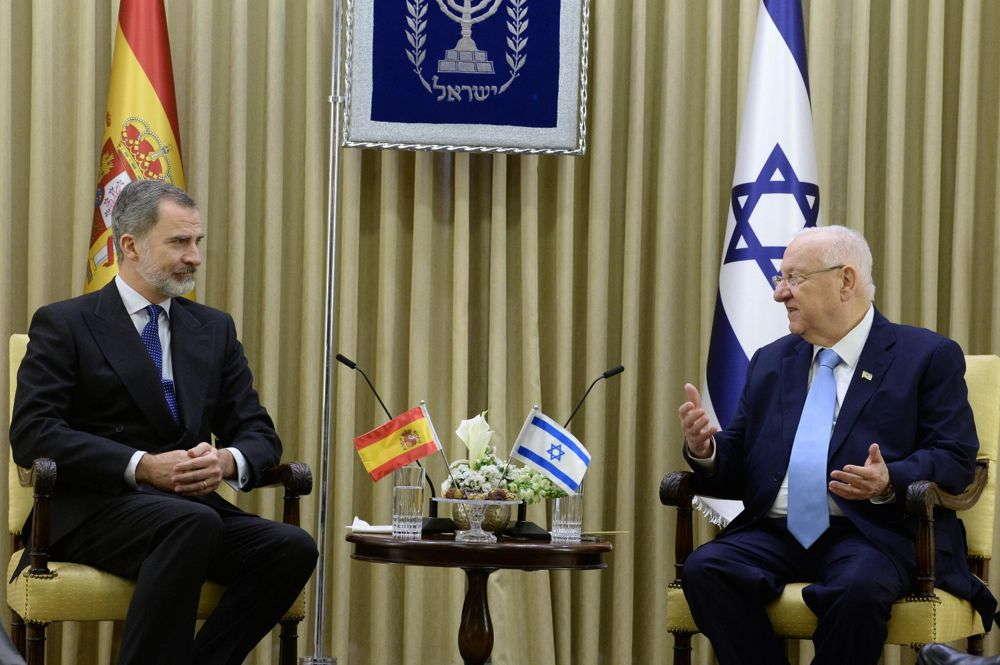 Rivlin acogió la reunión diplomática más grande celebrada en Israel
