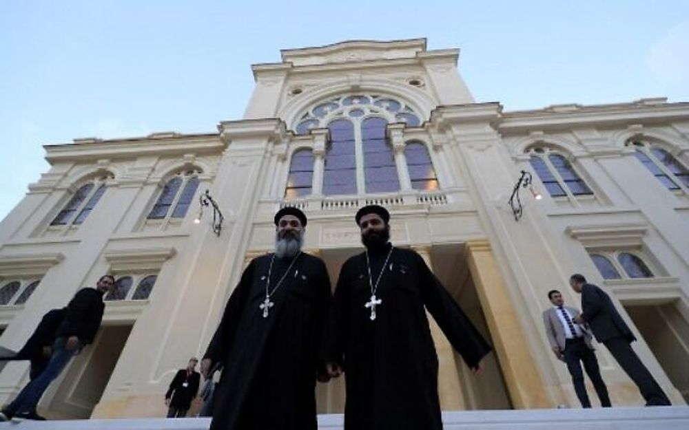 Egipto inaugura la histórica sinagoga de Alejandría tras renovación de tres años