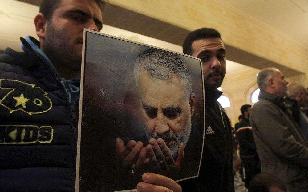IRGC de Irán promete vengarse de Israel y Estados Unidos por el asesinato de Soleimani