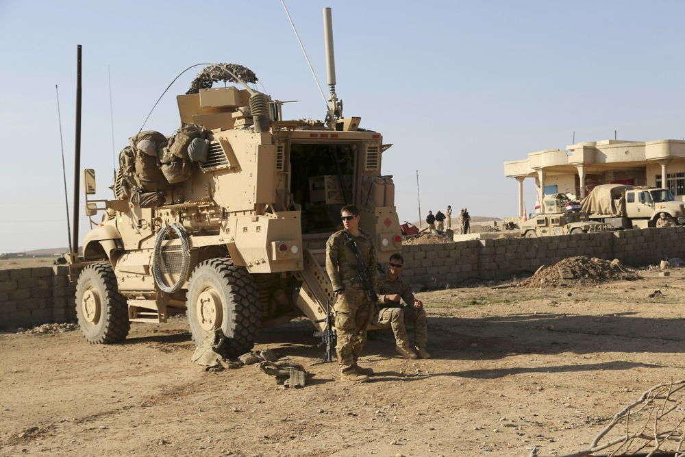 La muerte Soleimani pone en riesgo las victorias de EE.UU. contra ISIS