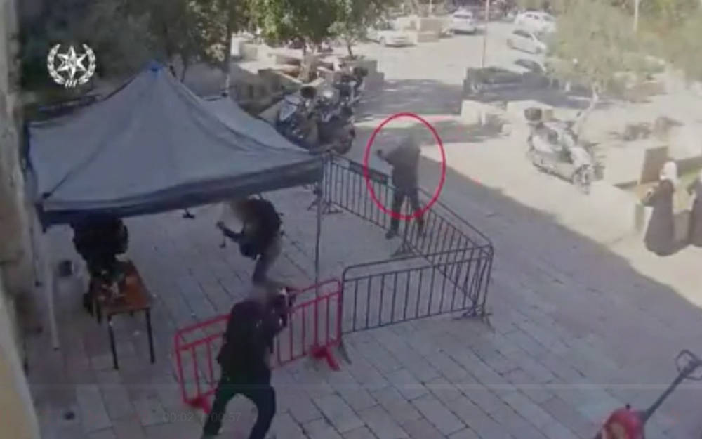 Tres ataques terroristas en 12 horas: Reseña de la violencia en Judea, Samaria y Jerusalem