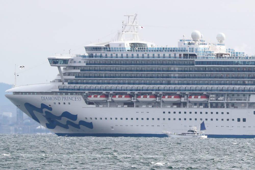Israelíes entre pasajeros en cuarentena en crucero afectado por coronavirus frente a Japón