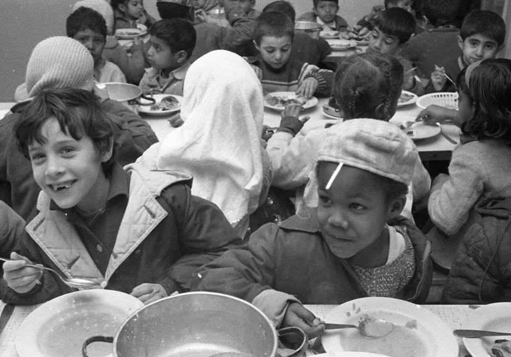 Biblioteca Nacional de Israel publica fotos raras de la comunidad hebrea negra