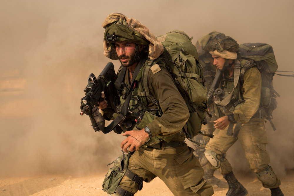 FDI y tropas armadas de Líbano se enfrentan a lo largo de la frontera