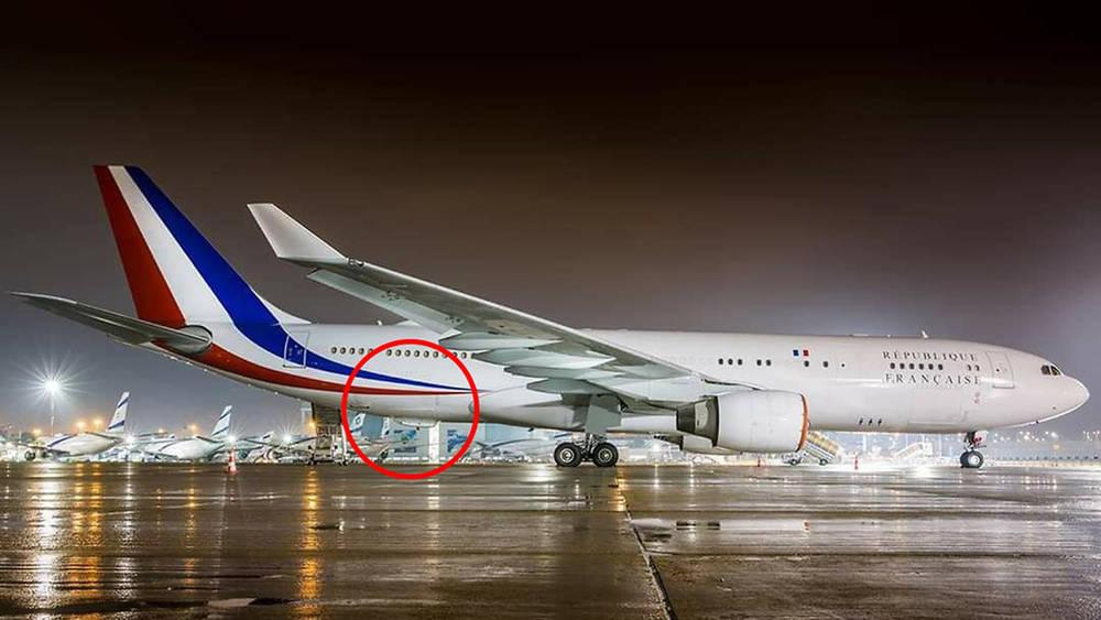 El nuevo avión de Netanyahu es equipado con sistema de protección antimisiles