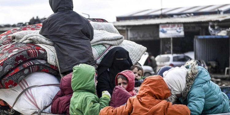 """ONU: La catástrofe humanitaria en Siria """"ha alcanzado un nivel horrible"""""""