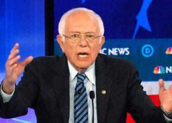 Bernie Sanders pidió que se levanten las sanciones económicas a Irán
