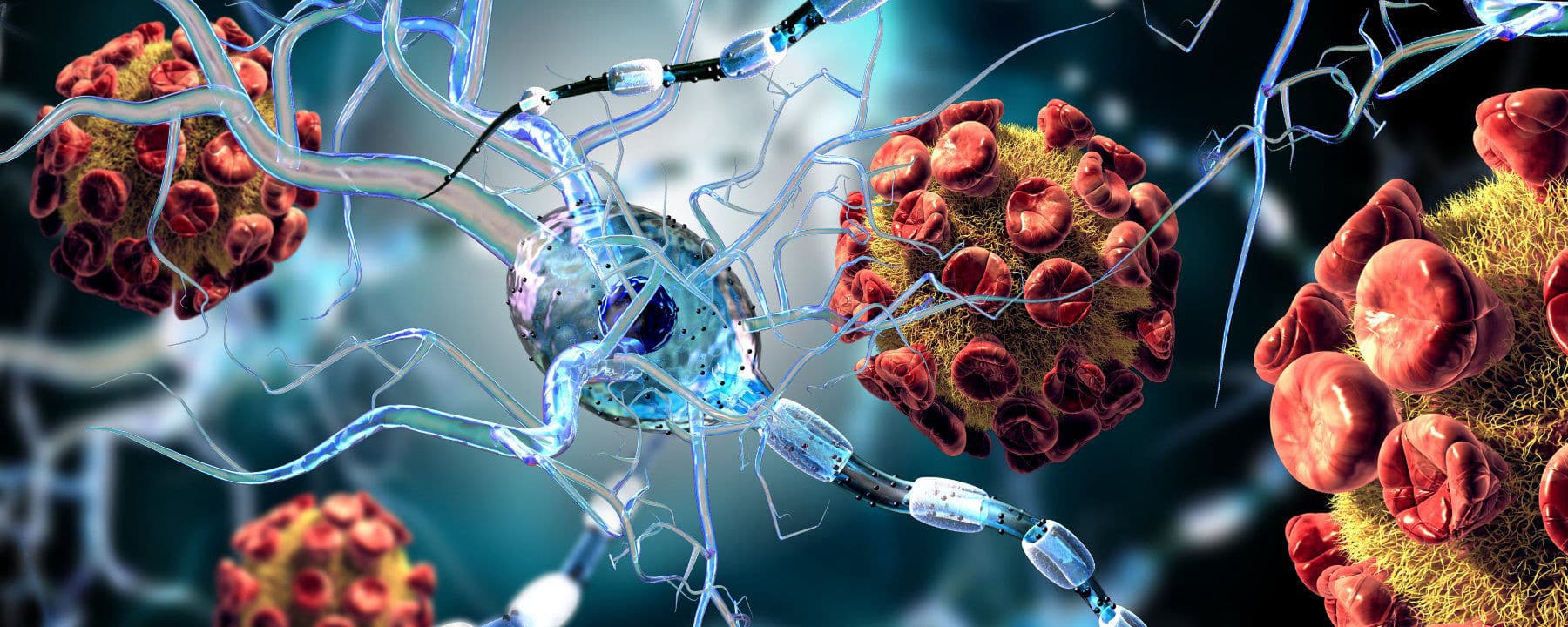 Pérdida del olfato y gusto en pacientes de COVID-19 podría indicar que el objetivo del virus es el cerebro
