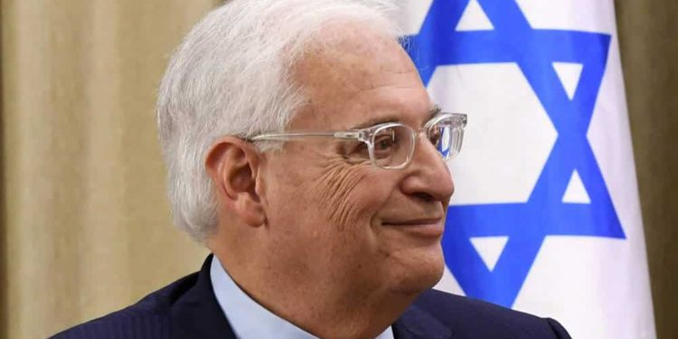 La Knesset se despide del Embajador David Friedman