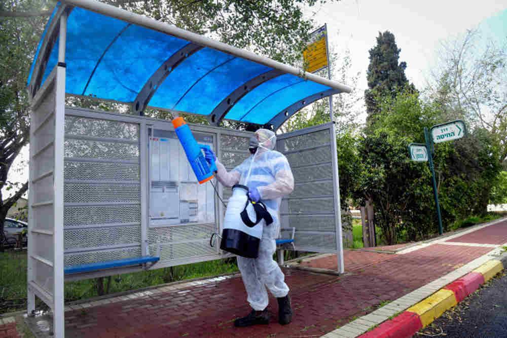 Netanyahu y el Ministerio de Salud elogian al Mossad por unirse a la lucha contra el coronavirus