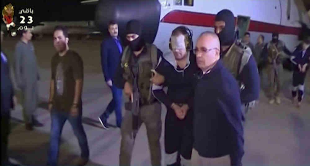 Egipto sentencia a muerte a 37 acusados por cargos de terrorismo