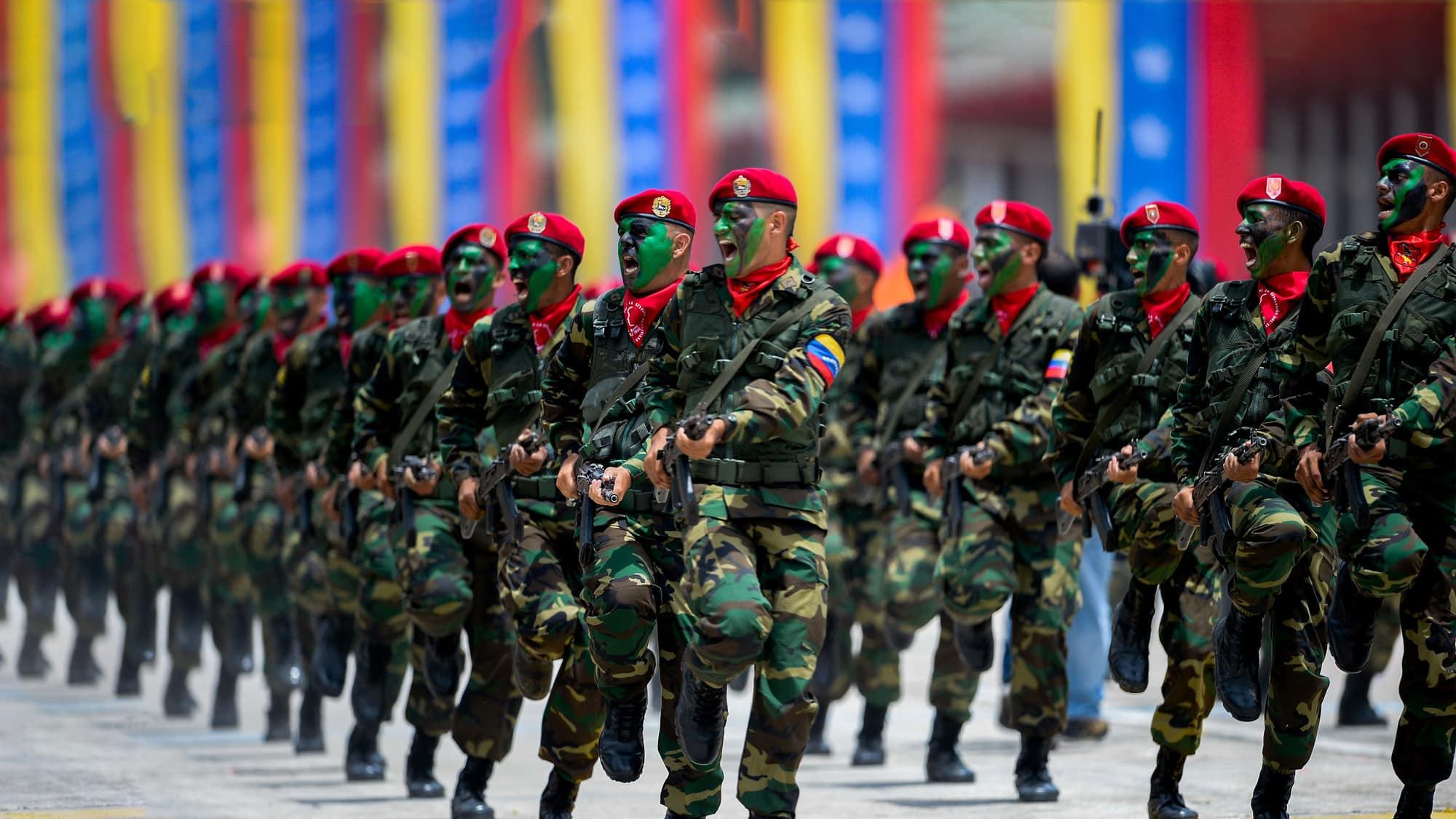 La acusación contra Maduro envía un fuerte mensaje al ejército de Venezuela