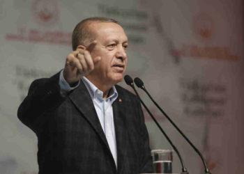 """Erdogan: Turquía protegerá a los palestinos de la """"anexión"""" de Israel"""