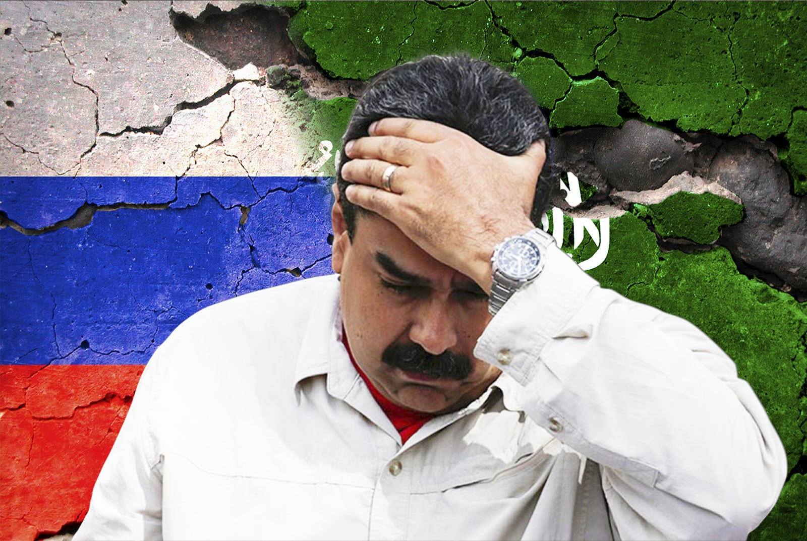 La guerra del precio del petróleo podría poner fin al régimen de Maduro en Venezuela