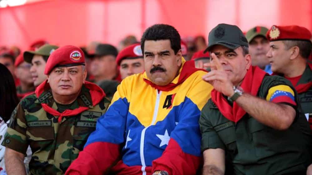 El ejército cubano de Maduro en Venezuela