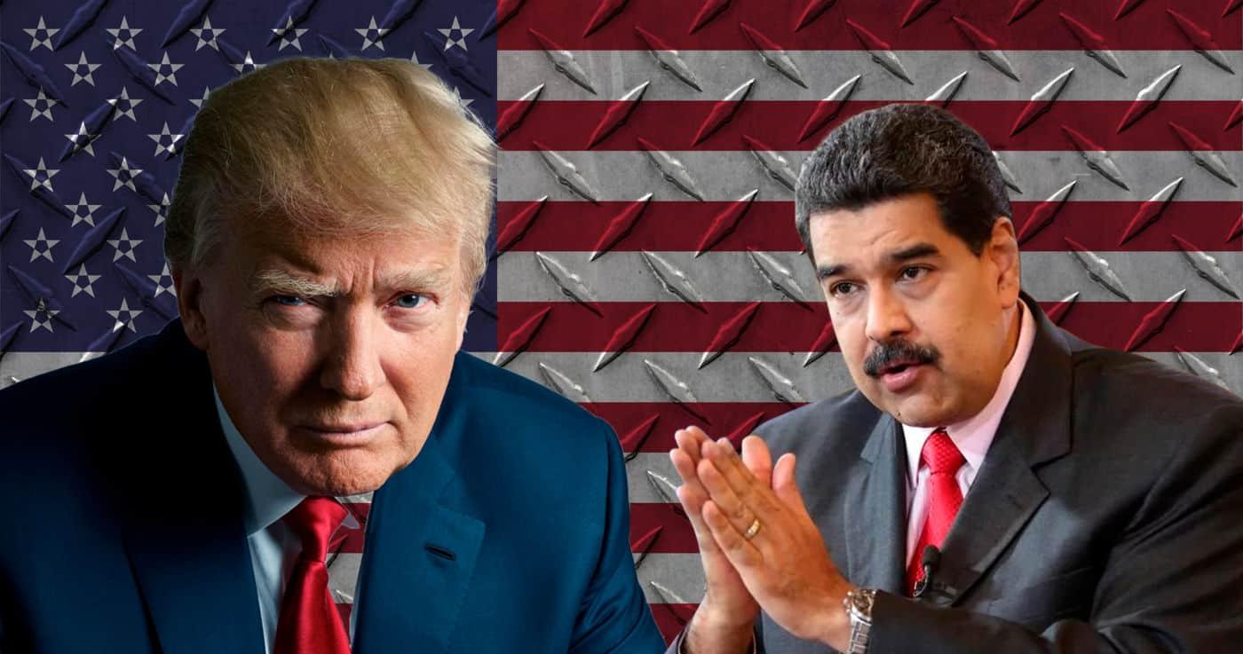 Trump asegura estar dispuesto a reunirse con Maduro de Venezuela