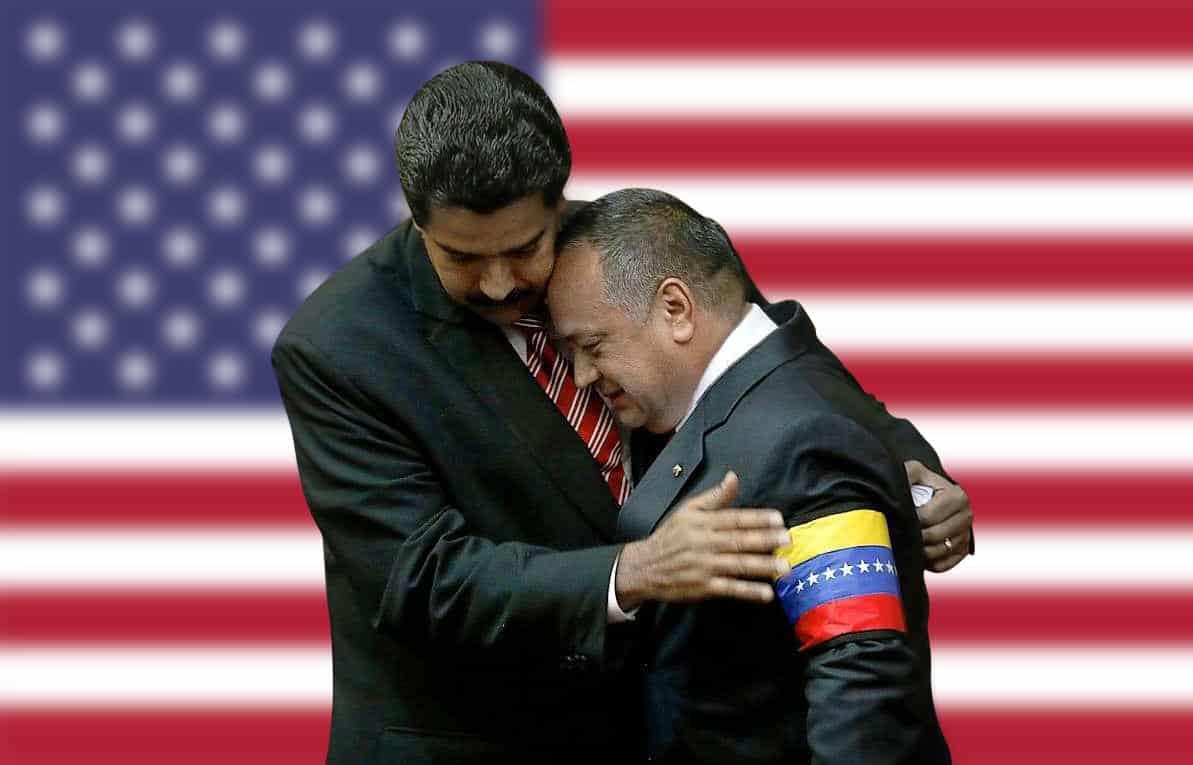 Acusando a los matones que dirigen Venezuela