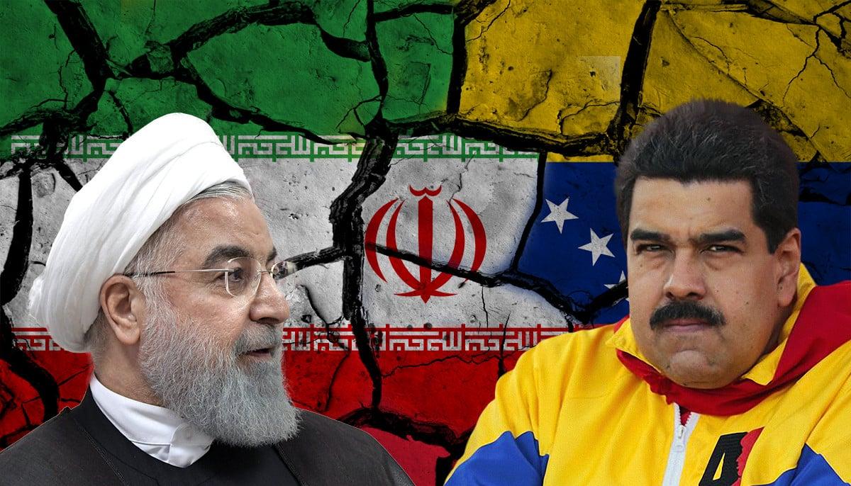 Maduro y los Mulás quieren sacarle provecho a la propagación del Coronavirus Venezuela e Irán