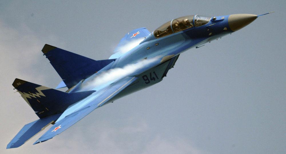 El MiG-29 sirio mejorado fue lanzado a la batalla contra el F-16 turco.