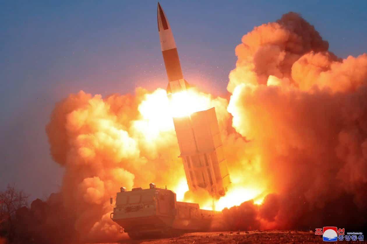 Corea del Norte dispara 'proyectil no identificado'