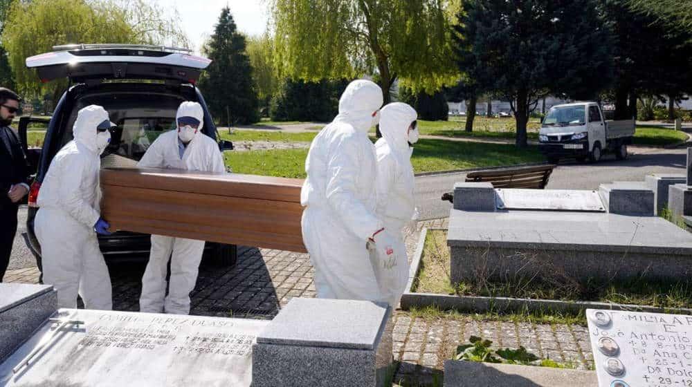 Europa tiene los mejores sistemas de salud del mundo, pero no puede controlas la pandemia