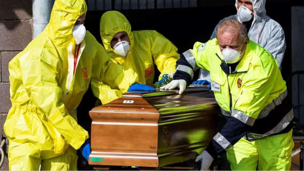 Número de muertes por coronavirus en el mundo supera los 30 mil