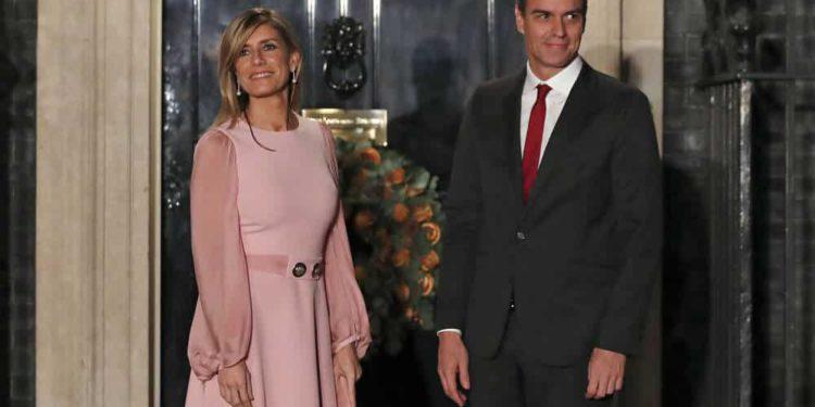 Esposa del primer ministro de España da positivo a coronavirus