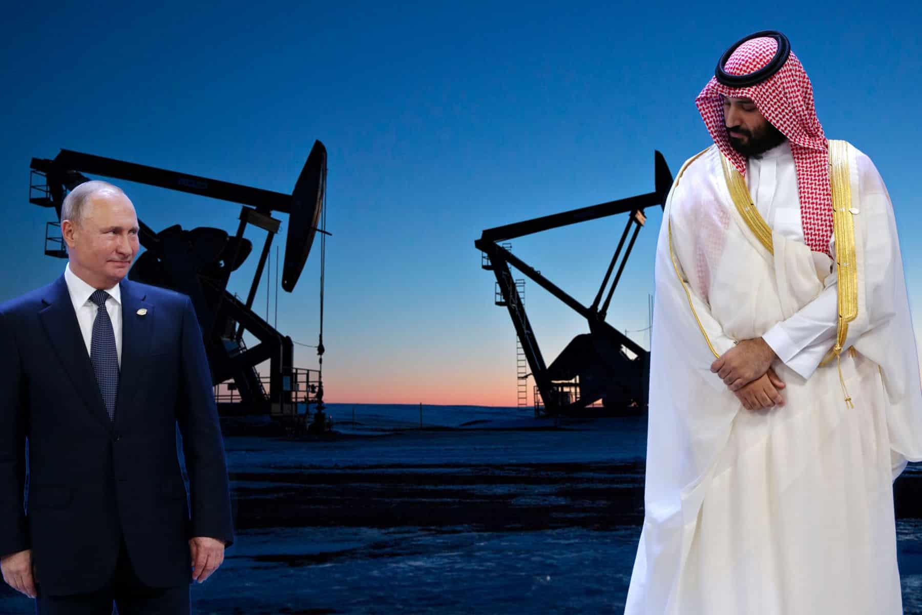 Arabia Saudita y Rusia acuerdan la extensión de los recortes de petróleo