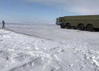 La presencia militar de Rusia en el Ártico