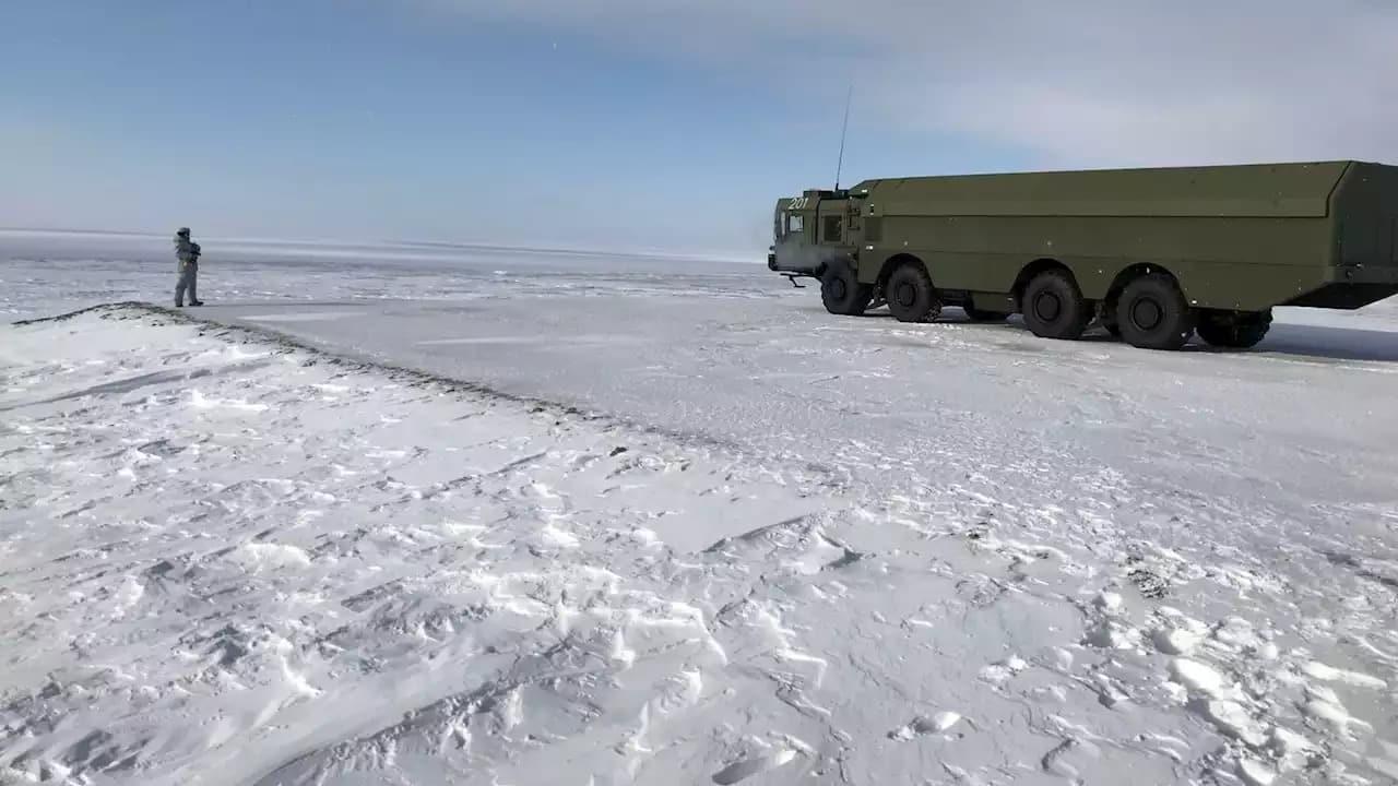 La presencia de Rusia en el Ártico reaviva las viejas alianzas nórdicas