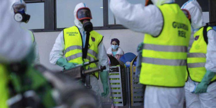 España supera a China en número de casos de coronavirus con 85.195 infectados