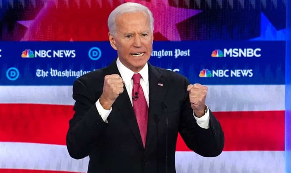 """Biden: """"Se debe presionar a Israel para que no que ponga en peligro la solución de los dos Estados"""""""