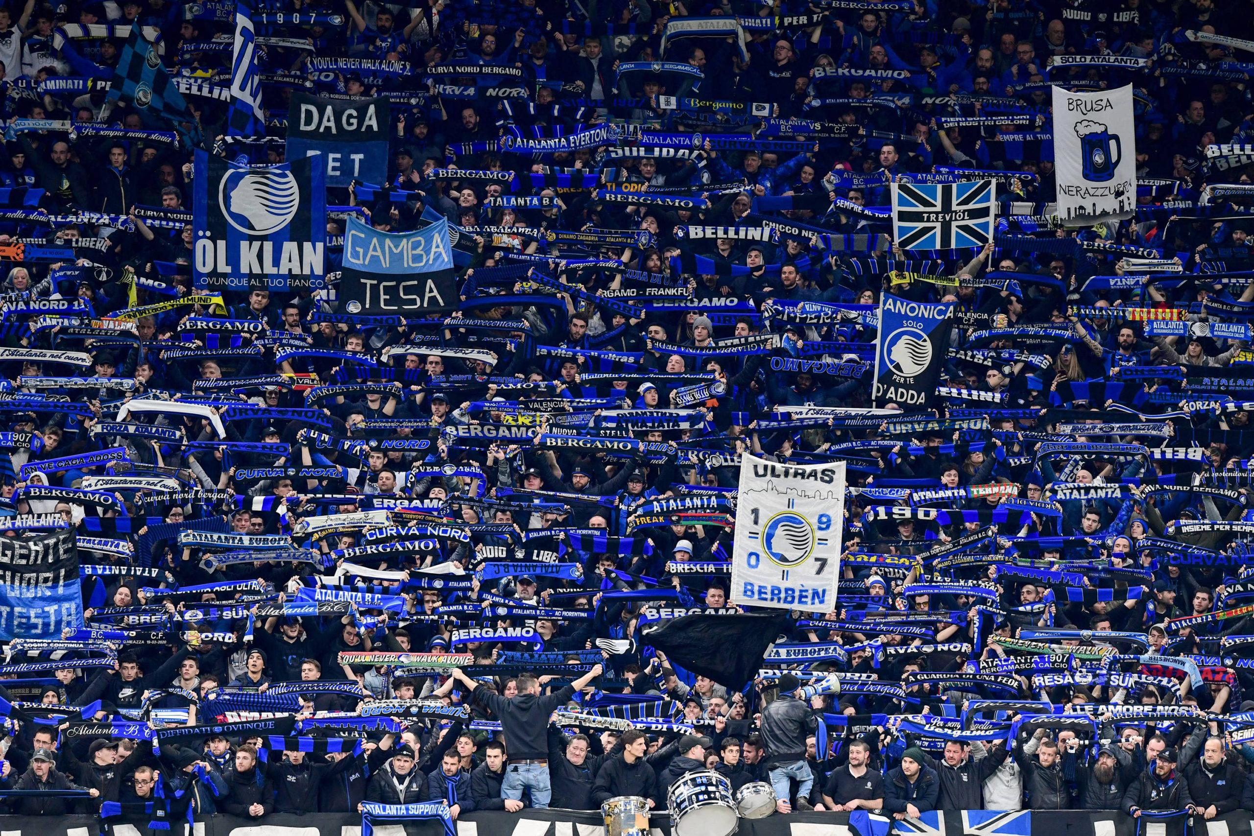 El partido de fútbol que desencadenó el desastre del Coronavirus en Italia