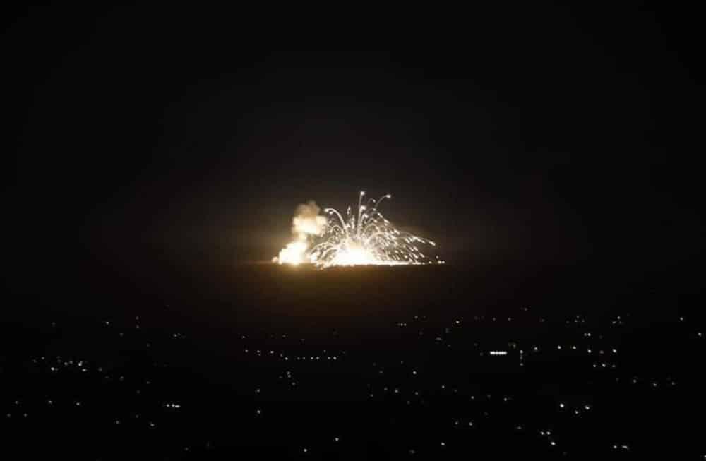 Presuntos ataques de Israel en Siria dejan dos militantes pro Irán muertos
