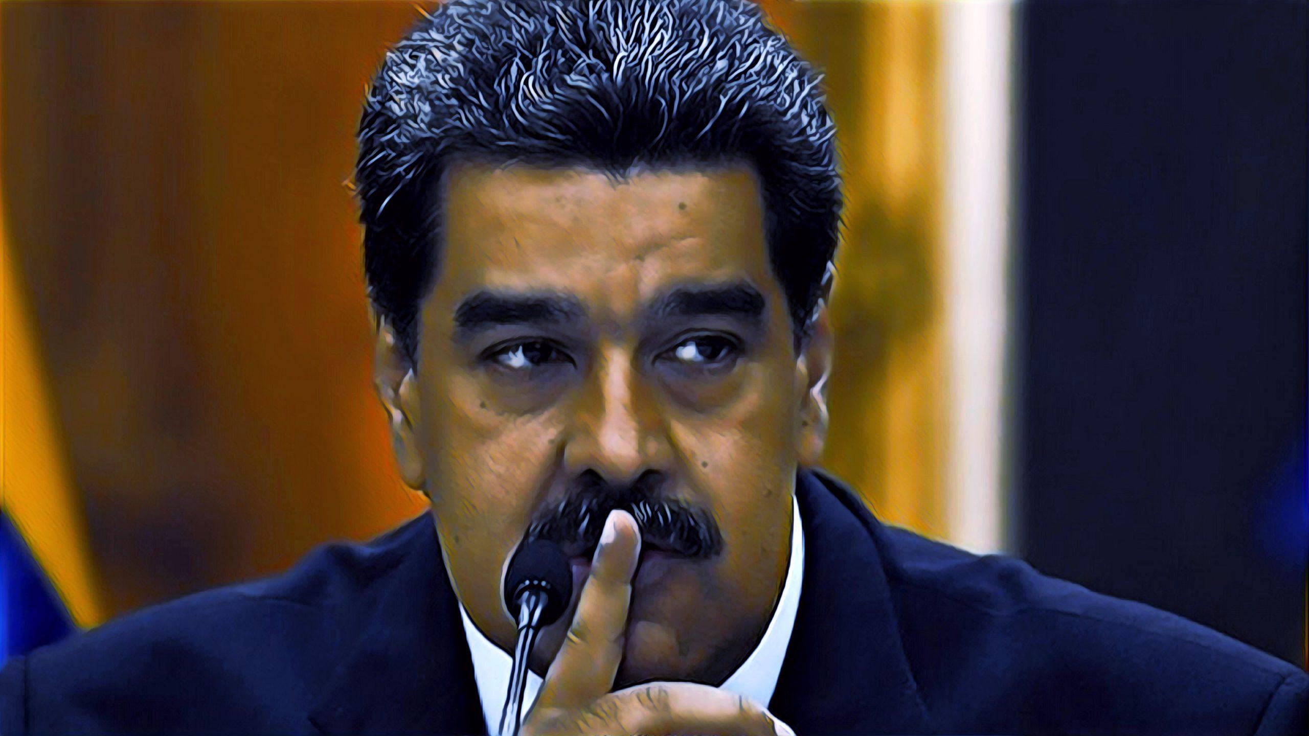 Estados Unidos le está dificultando la supervivencia a Nicolás Maduro, como debe ser